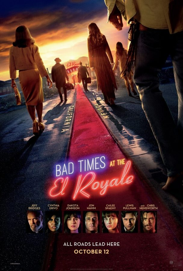 "Plot Twist: ""Bad Times at the El Royale"" Has None"