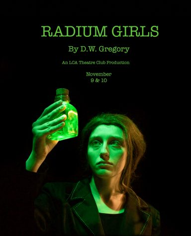 "Theatre Club Presents ""Radium Girls"""