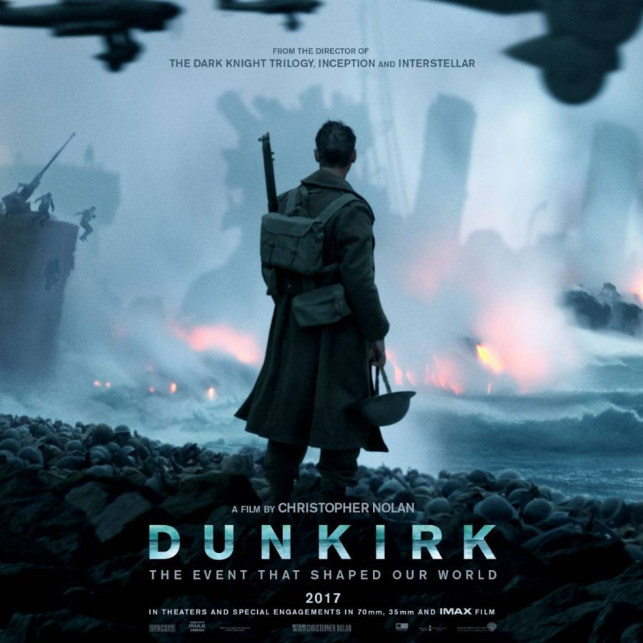 Superior Moviemaking Sets 'Dunkirk' Apart