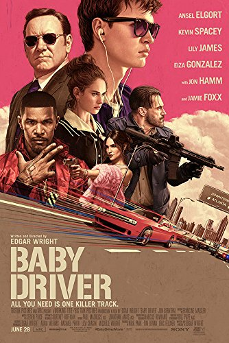 Overlooked 'Baby Driver' is Worth Seeing