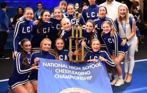 Cheerleaders Bring Home National Title