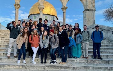 Student Reflects on Impact of Trip to Israel
