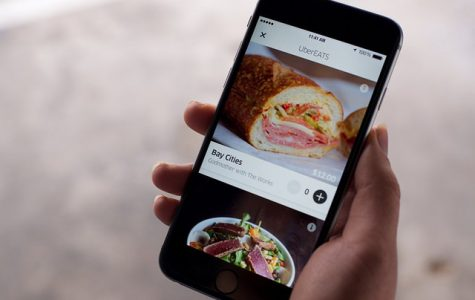 Are Food Delivery Services Taking Over?