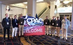 Students Make First Visit to CPAC