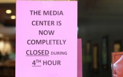 Media Center Closures Inconvenience Students
