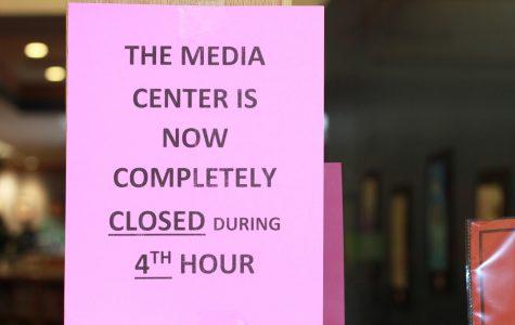 Media Center Closures Inconvenience Students