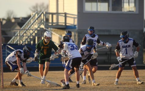 Lacrosse Team Wins Over Bryan Station