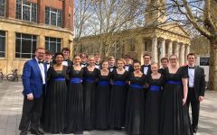 Chamber Chorus Goes International