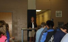 Freshman Student Council Speeches