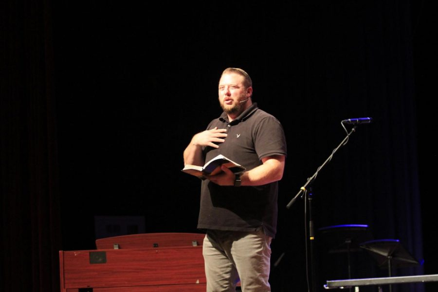 Scott+Fergusson+from+Southland+Christian+Church+++shares+lessons+from+the+life+of+Joseph.