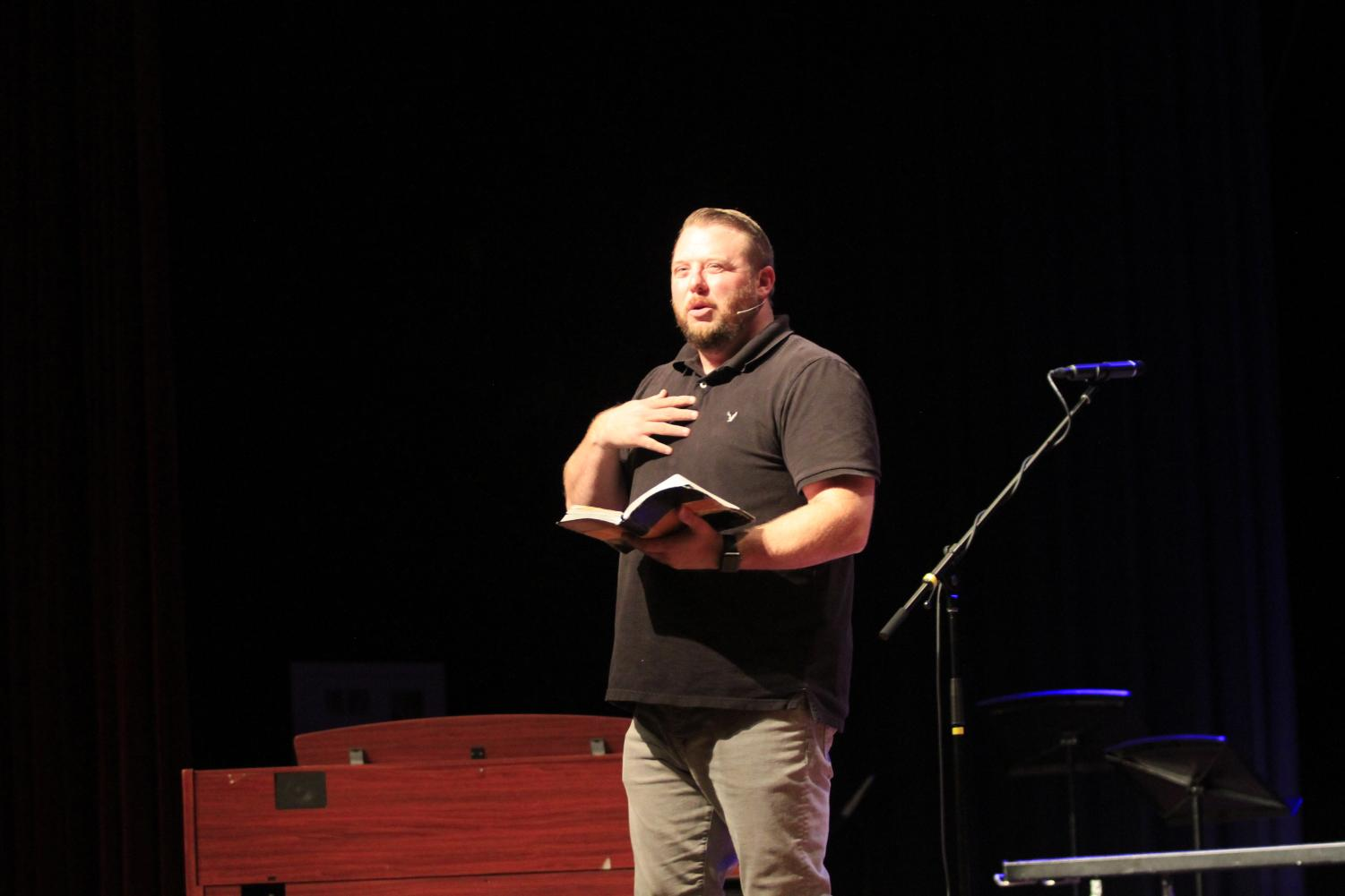 Scott Fergusson from Southland Christian Church   shares lessons from the life of Joseph.
