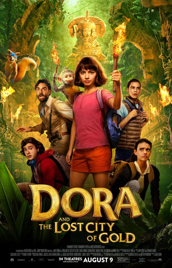 'Dora and The Lost City of Gold' A Fun Blast From the Past