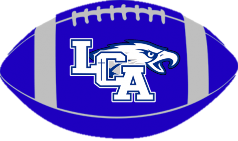 LCA Volleyball Prevails Over George Rogers Clark