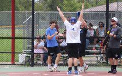 LCA Baseball Volunteers at the South Lexington Miracle League