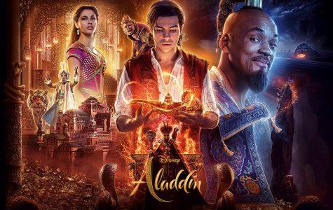 'Aladdin' Coming to Life