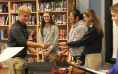 Honor Societies Welcome New Members