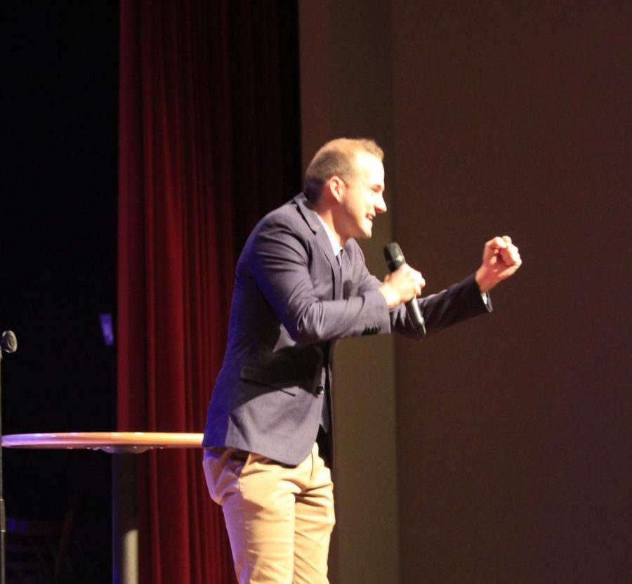 Justan+Borth+enthusiastically+accepts+his+new+position+as+Spiritual+Life+Director