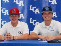 COMMITMENT DAY: BOYS AND GIRLS GOLF, BASEBALL