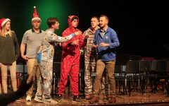 Christmas Chapel Mixes Fun with the Message of Christmas