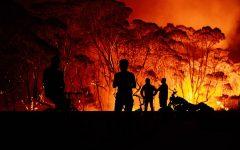 'Megafire' Storms Through Australia