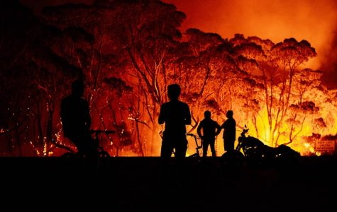 'Megafire' Storms Through Australia