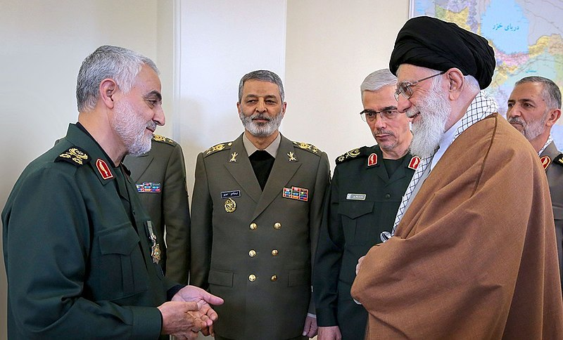 Qasem Soleimani is the Iranian general killed in a drone strike earlier this week.