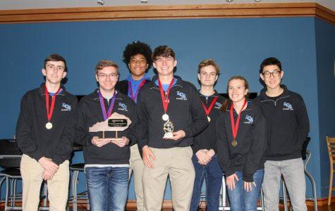 LCA Academic Team Advances to Regionals