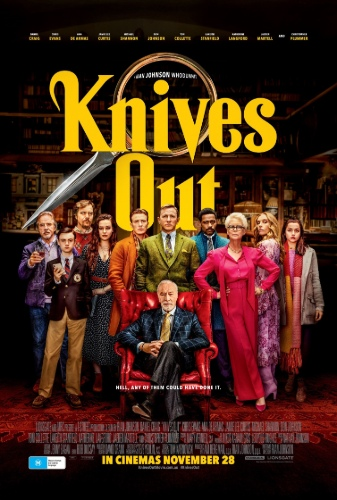 "Knives Out, A Real ""Whodunit"""