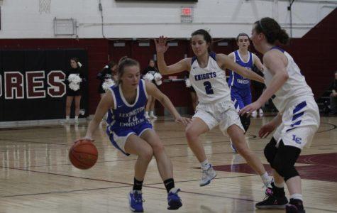 Girls' Basketball Disctrict Tourney