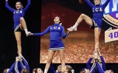 Cheer Team Shines at Nationals and Worlds