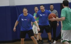 Staff and Media Face Off for Charity