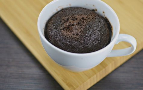 Mug cake is just one option for creative cooking at home.