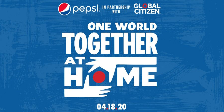 Pepsi+is+just+one+sponsor+bringing+together+musicians+to+perform+concerts+from+home+during+the+time+of+social+distancing.