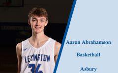 Aaron Abrahamson Breaks 3 Point Record