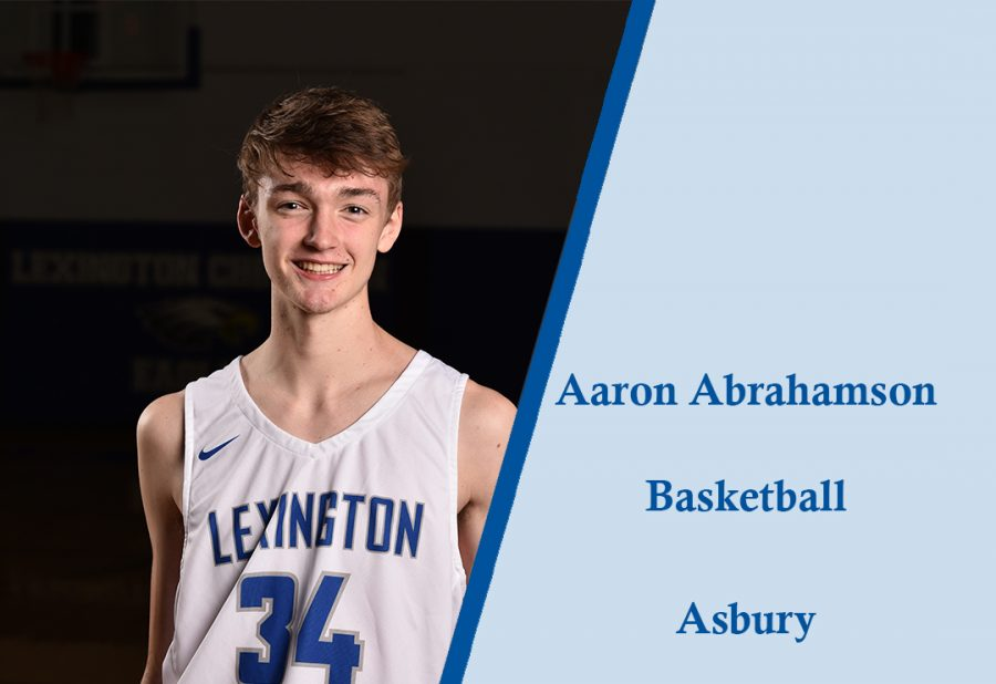 Aaron+Abrahamson+Breaks+3+Point+Record