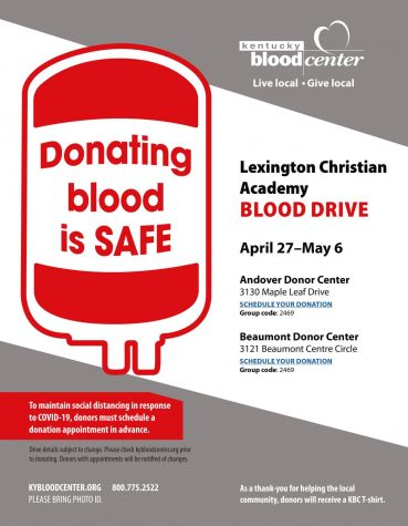 NHS Blood Drive