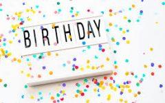 Quarantine Birthdays