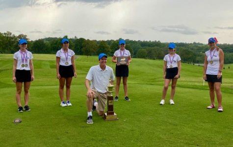 Girls Golf A All Win