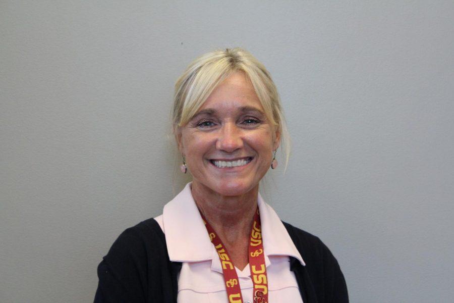 Dr. Cassondra Koett takes the helm as interim principal of the high school this year.