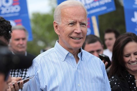 Joe Biden is the projected winner of the 2020 Presidential Election.