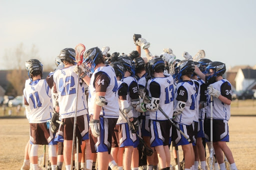 The lacrosse team looks forward to finishing their season this year, after losing most of last years season to COVID restrictions.