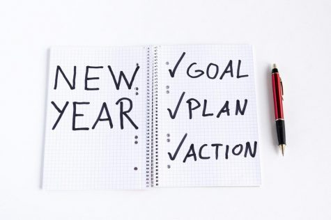 New Year; New Goals