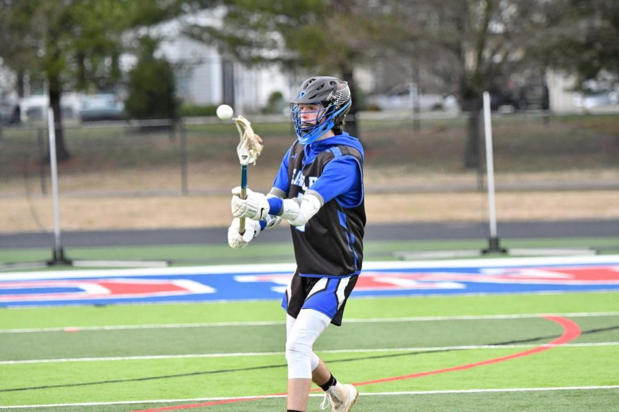Lacrosse is just one of the spring sports excited to be taking the field this year.