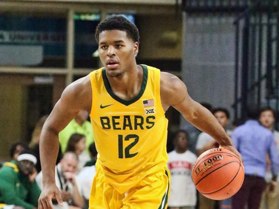 Jared Butler helped lead Baylor to its first NCAA Division I Men's Basketball Championship.