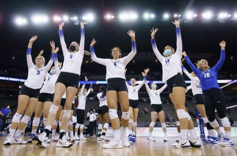 Kentucky Volleyball Makes History