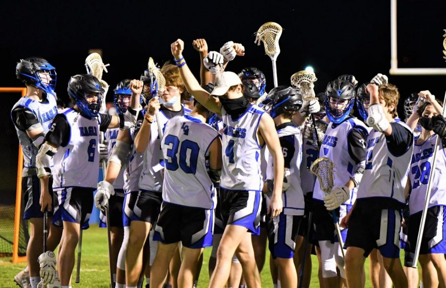 Lacrosse Approaches Playoffs