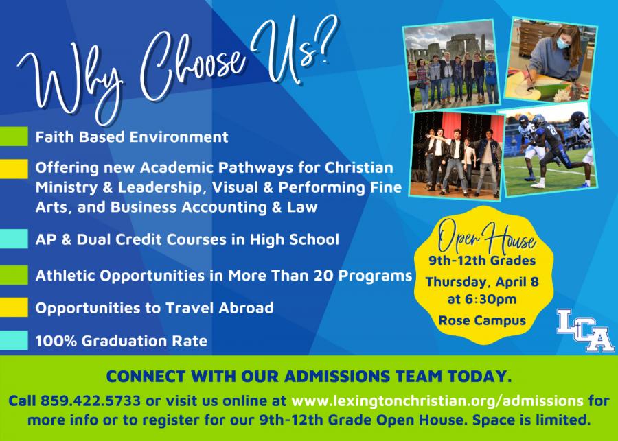 LCA Ambassador Program