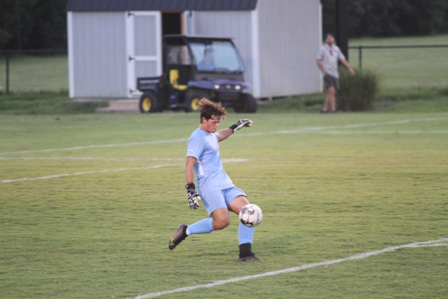 Boys Soccer Prevails Over Tates Creek